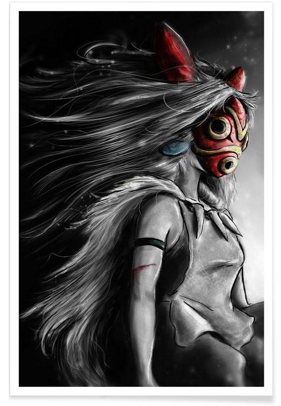 San's Fury Poster
