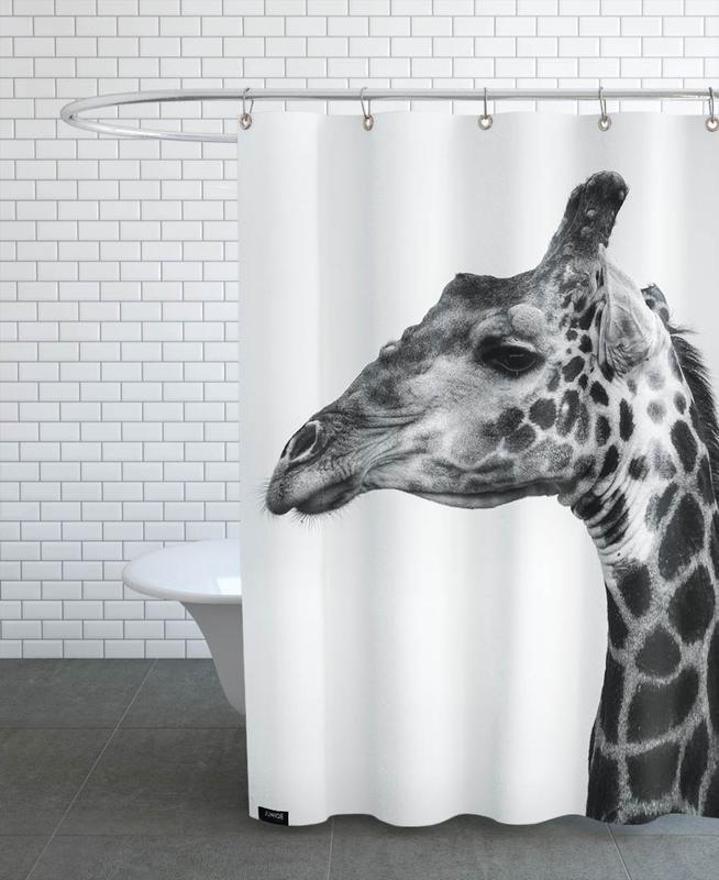 Giraph Shower Curtain