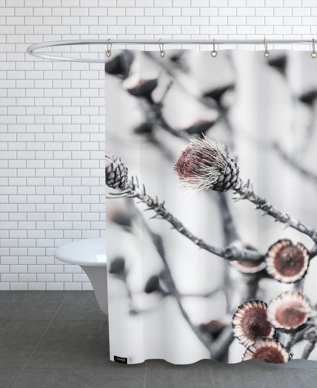 Swartberg Protea 2 Duschvorhang | Bad > Duschen > Duschvorhänge