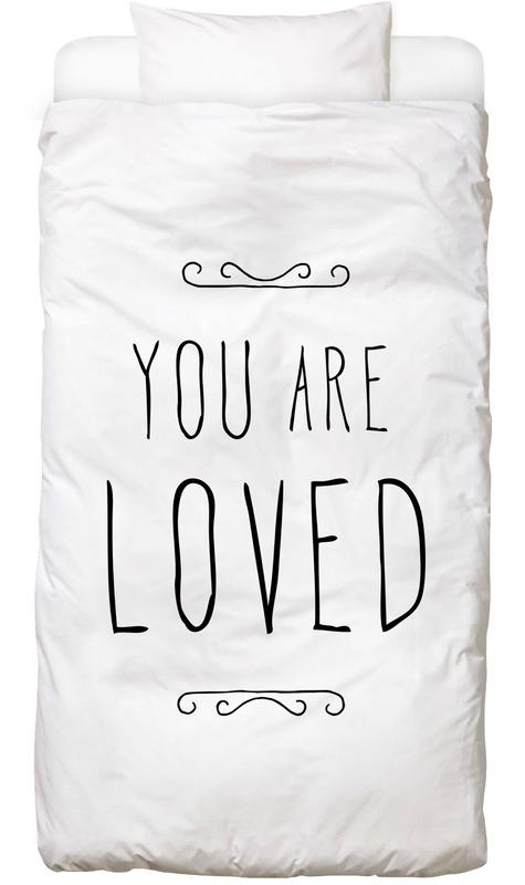You Are Loved Bettwäsche