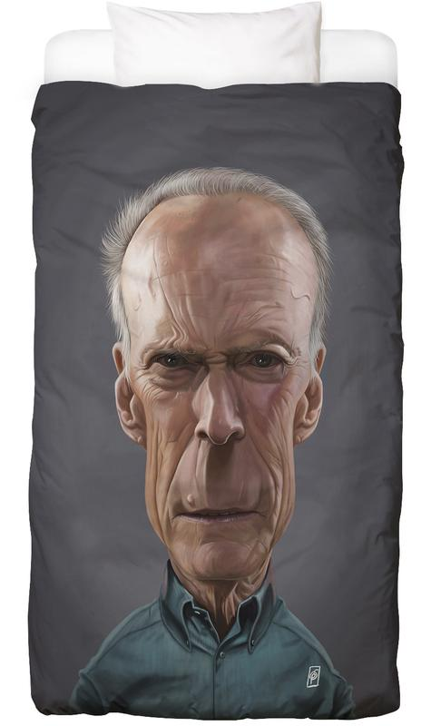 Clint Eastwood Bed Linen