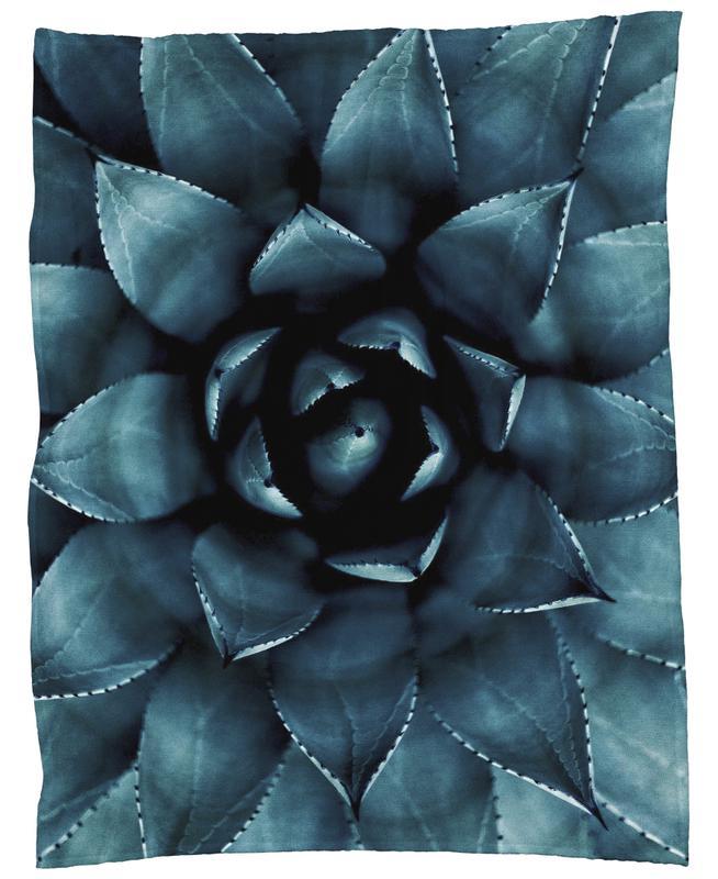 Cactus No.9 Fleecedecke | Heimtextilien > Decken und Kissen > Mehr-Decken | Mehrfarbig