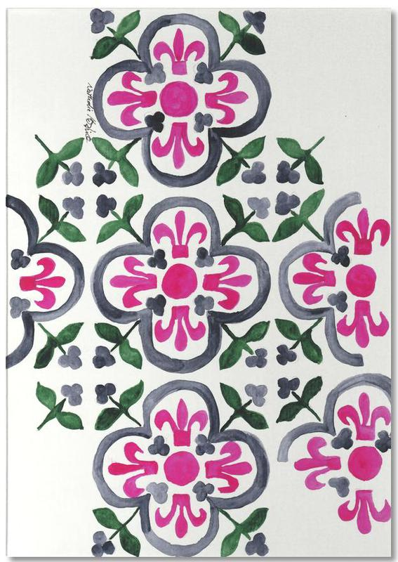 Morocco Love Notepad