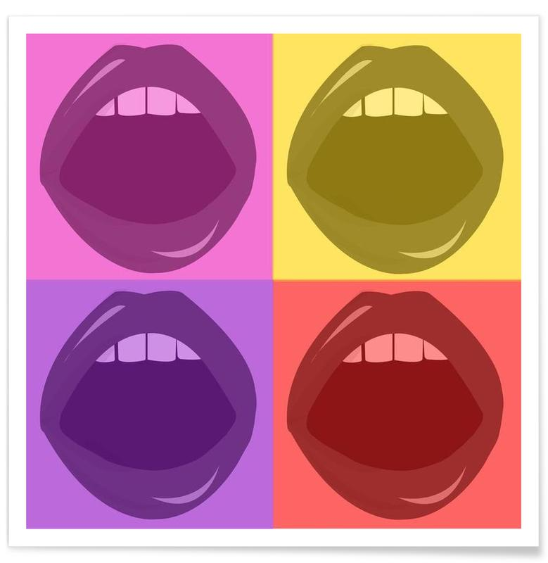 Lips -Poster