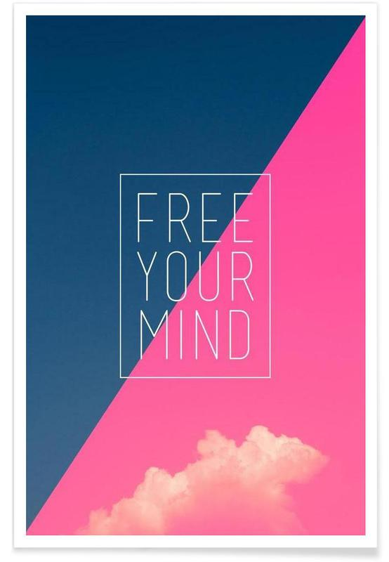 Free Your Mind III -Poster