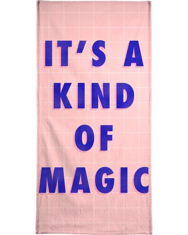 Kind of Magic -Handtuch
