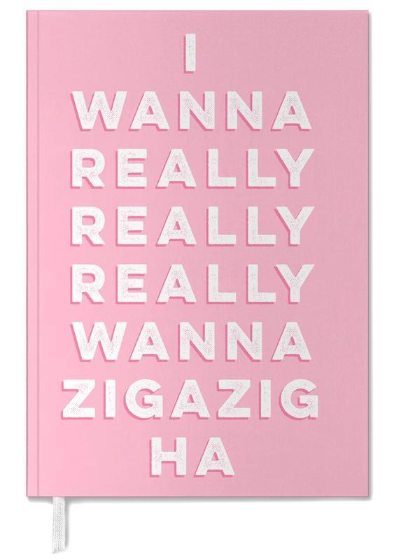 Zigazig Personal Planner
