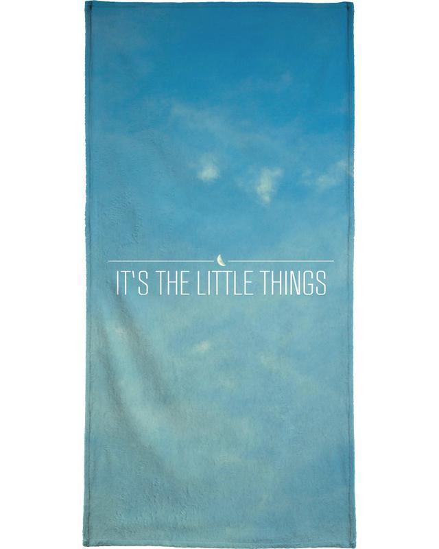 Little Things Bath Towel