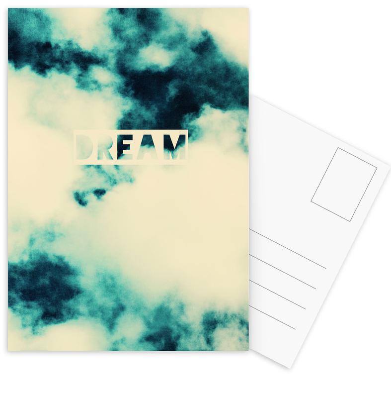 dream -Postkartenset