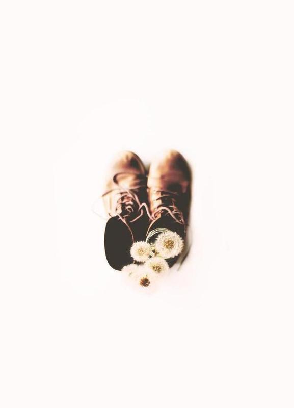 Do Small Things With Much Love -Leinwandbild