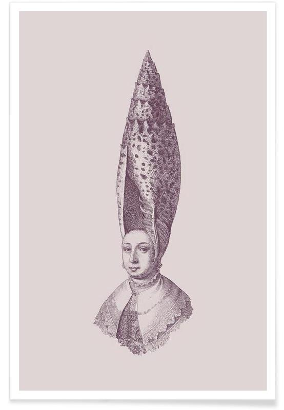 Haute Coiffure /#4 Poster