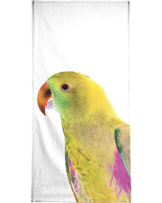 Birds of Paradise 09b Handtuch | Bad > Handtücher > Handtuch-Sets | Mehrfarbig