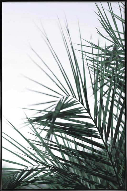 Foliage -Bild mit Kunststoffrahmen