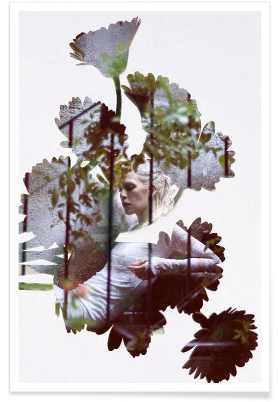 Handfull of nature poster