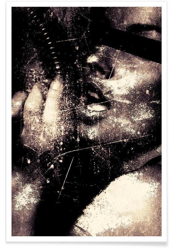 Call on me -Poster