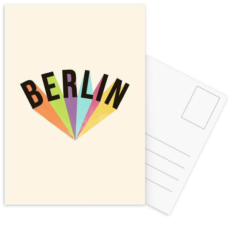 Berlin Postcard Set
