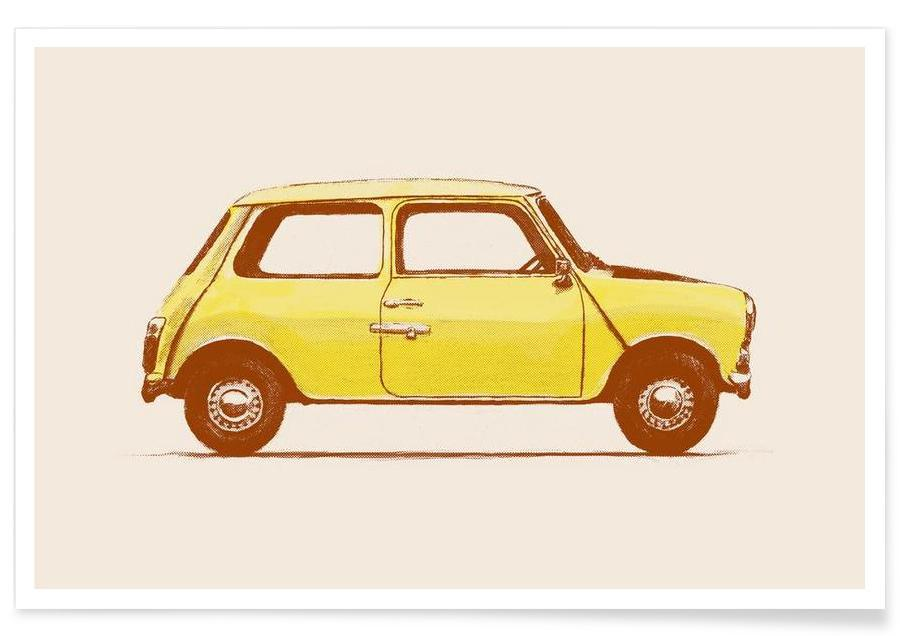 Mini - Mr Beans Poster