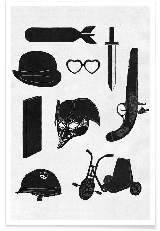 2011 - A Kubrick Odyssey Poster