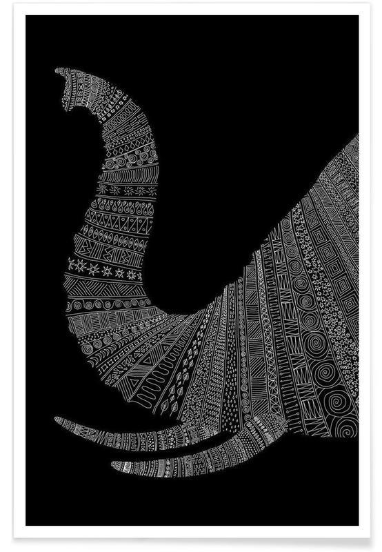 Elephant 02 affiche