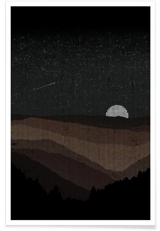 Moonrise 02 -Poster