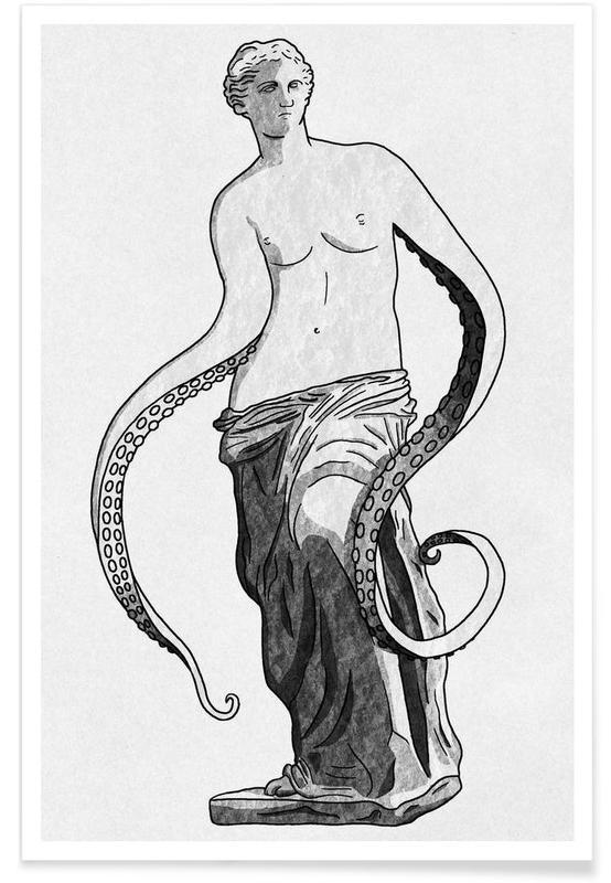 Venus - tentacles Poster