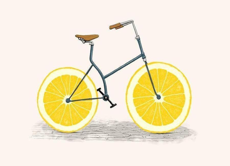 Lemonade -Leinwandbild