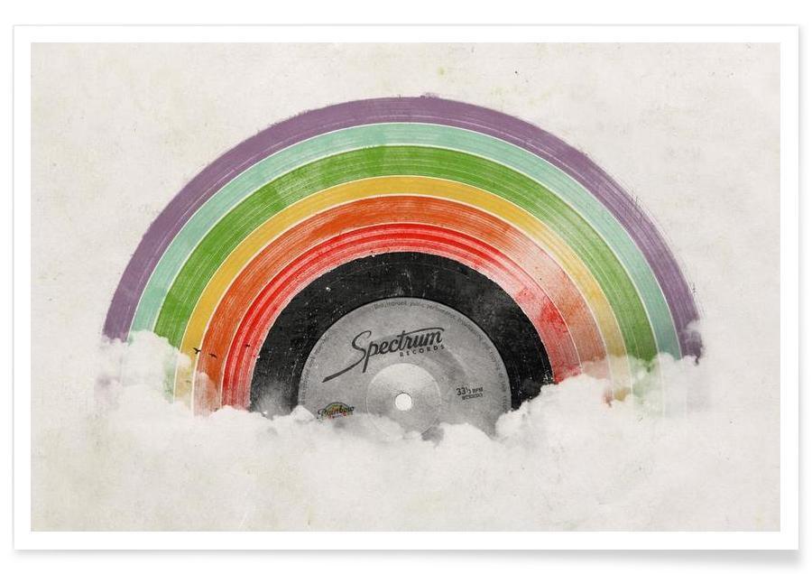 Rainbow Classics Poster