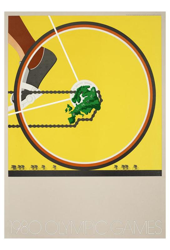 bike1 Aluminium Print