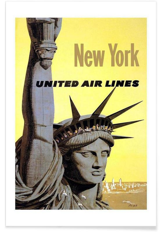 americaNewyork Poster