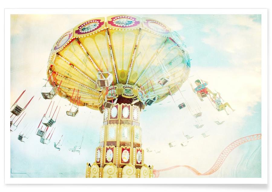 Ride The Sky Poster