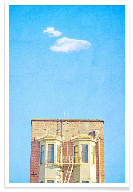 San Francisco Loney Cloud poster