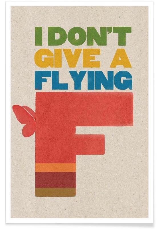 flyingf affiche