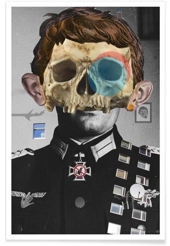 War Collage 2 Poster