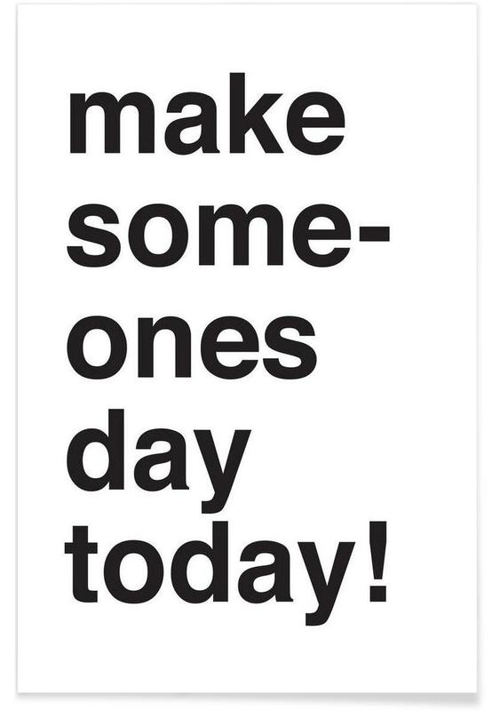 Someones day Poster