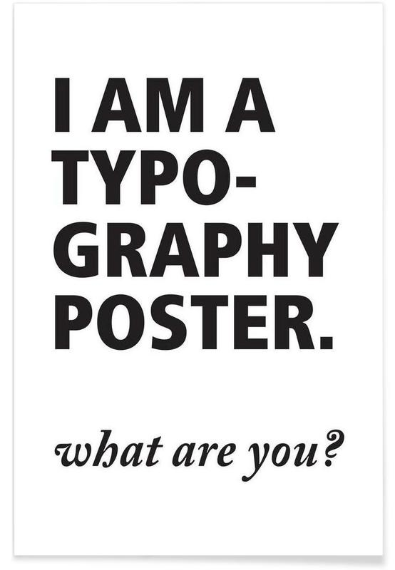 What are you? Poster