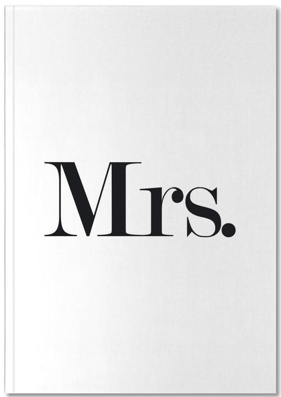 Mrs. Notebook