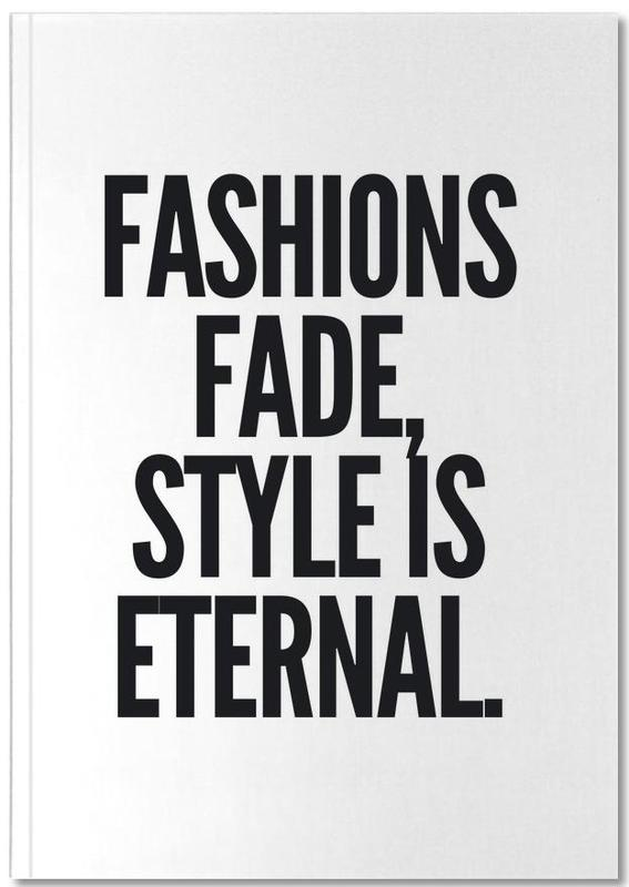 fashion Premium Notizbuch