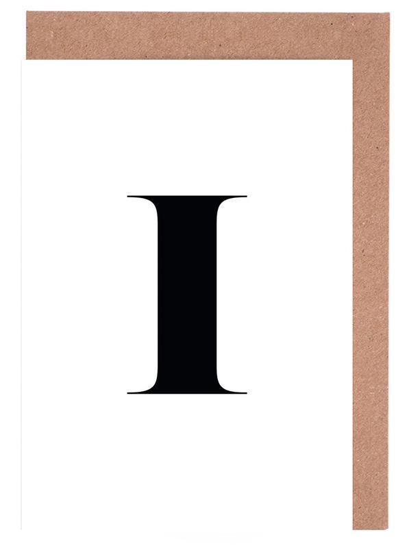 I Grußkartenset | Dekoration > Accessoires | Mehrfarbig