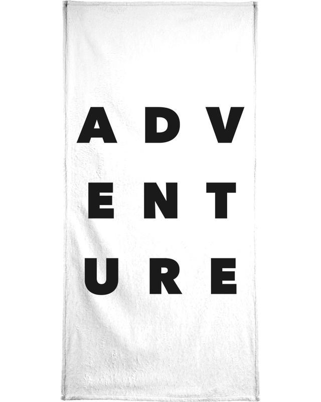 Adventure Handtuch | Bad > Handtücher > Handtuch-Sets | Mehrfarbig