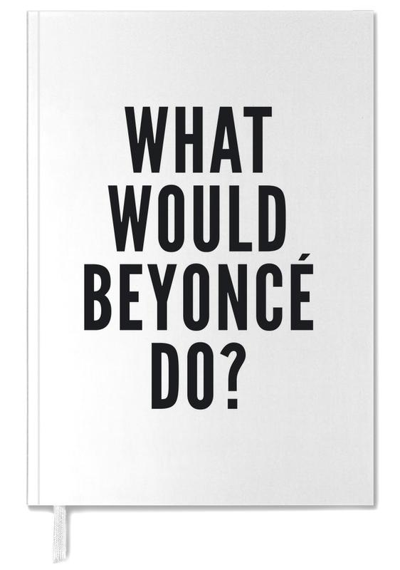 beyonce Personal Planner