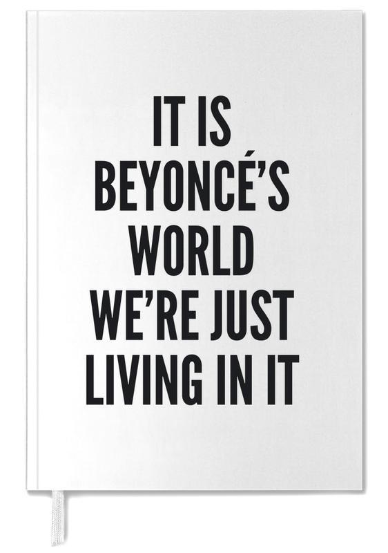 Beyonces World Terminplaner 2018 | Dekoration > Accessoires