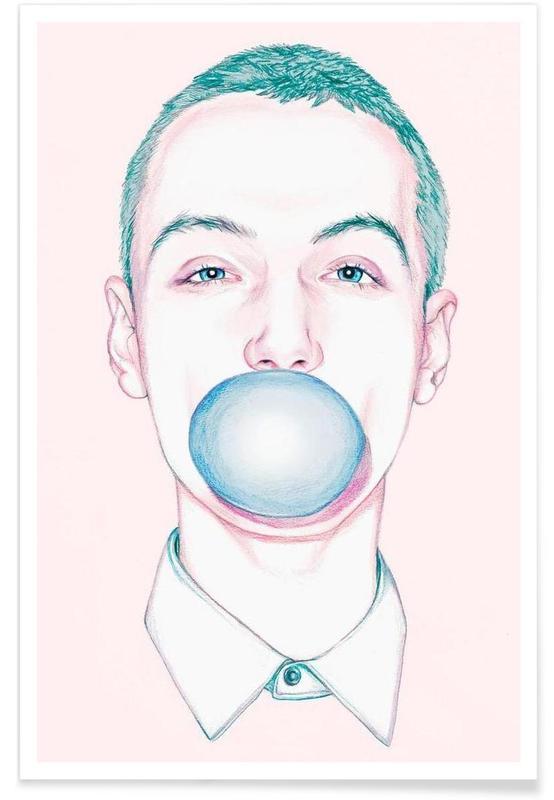Bubble Boy Poster