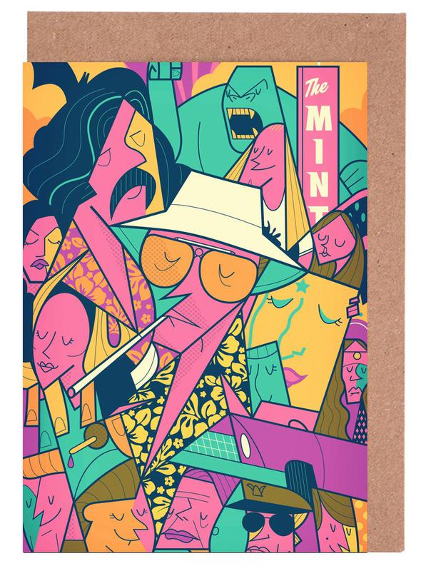 Fear and Loathing Greeting Card Set