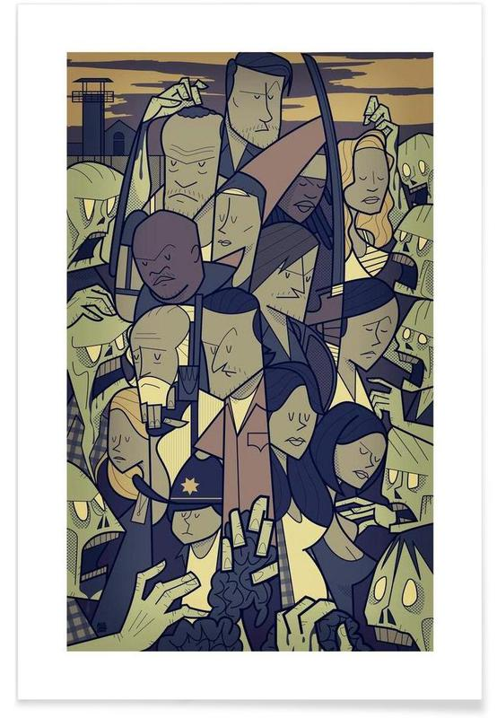 The Walking Dead -Poster