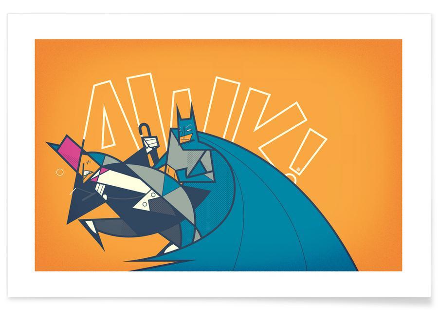 Batman Awk poster