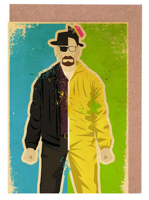 Heisenberg Greeting Card Set