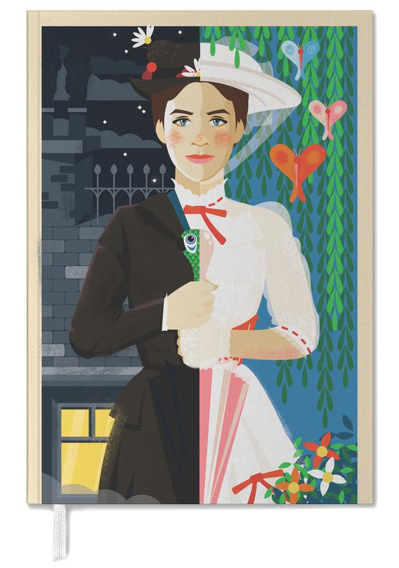 Mary Poppins Personal Planner