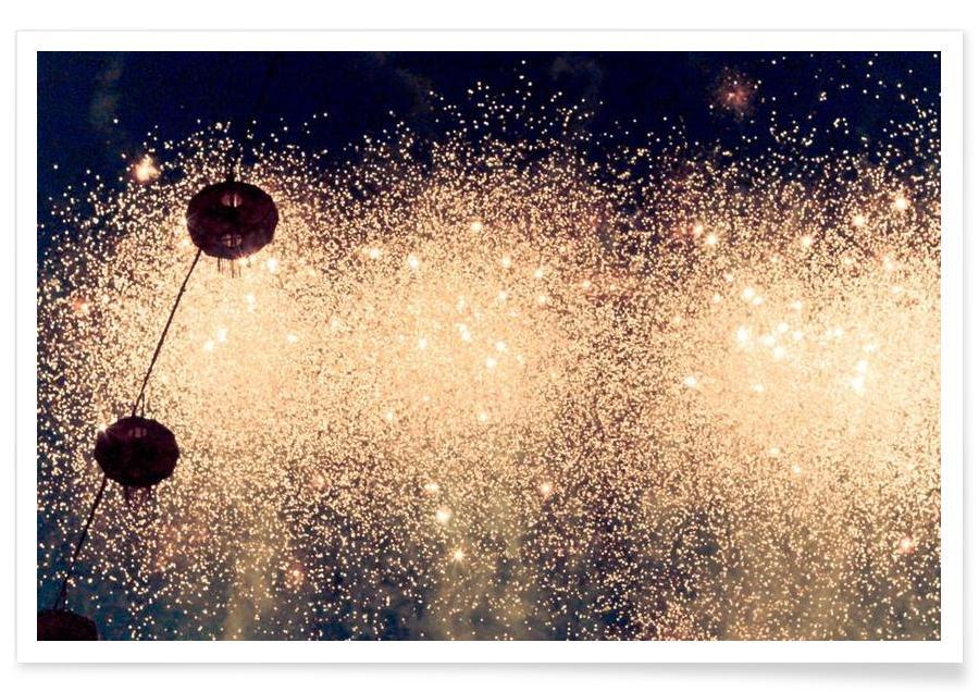 Happy New Year, China Poster