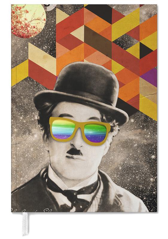 Public Figures: Chaplin Personal Planner