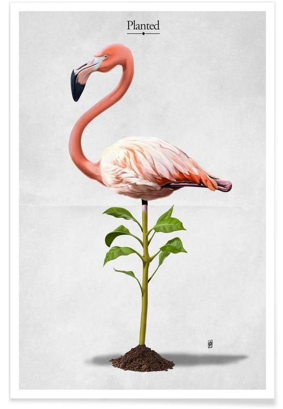 Planted (titled) Poster